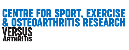 Centre for Sport, Exercise and Osteoarthritis Research Versus Arthritis